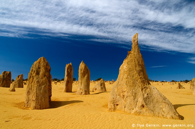 landscapes stock photography | The Pinnacles at Nambung National Park, Western Australia (WA), Australia, Image ID AU-WA-PINNACLES-0013
