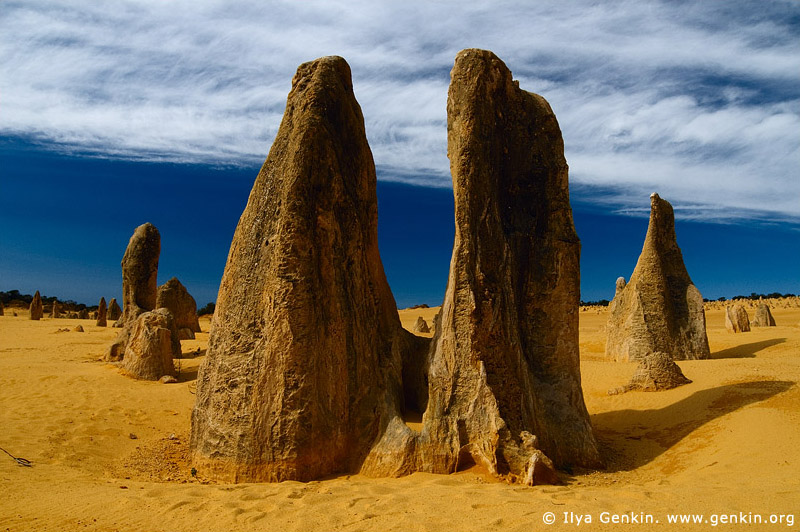 landscapes stock photography | The Pinnacles at Nambung National Park, Western Australia (WA), Australia, Image ID AU-WA-PINNACLES-0016