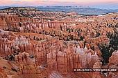landscapes stock photography | Bryce Canyone at Sunrise, Inspiration Point, Bryce Canyon National Park, Utah, USA, Image ID US-BRYCE-CANYON-0012. Stock image of of the Bryce canyon at sunrise as it was seen from the Inspiration Point in the Bryce Canyon National Park, Utah, USA.