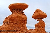 landscapes stock photography | Mushroom-Shaped Rock Pinnacles, Goblin Valley State Park, Utah, USA, Image ID GOBLIN-VALLEY-STATE-PARK-UTAH-USA-0003.