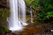 Tasmanian Waterfalls Stock Photography and Travel Images