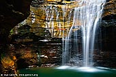 landscapes stock photography | Empress Falls, Valley of the Waters Creek, Blue Mountains National Park, New South Wales (NSW), Australia, Image ID AU-EMPRESS-FALLS-0002.