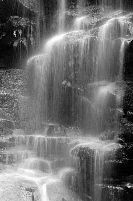landscapes stock photography | Sylvia Falls, Valley of the Waters Creek, Blue Mountains National Park, New South Wales (NSW), Australia, Image ID AUWF0012