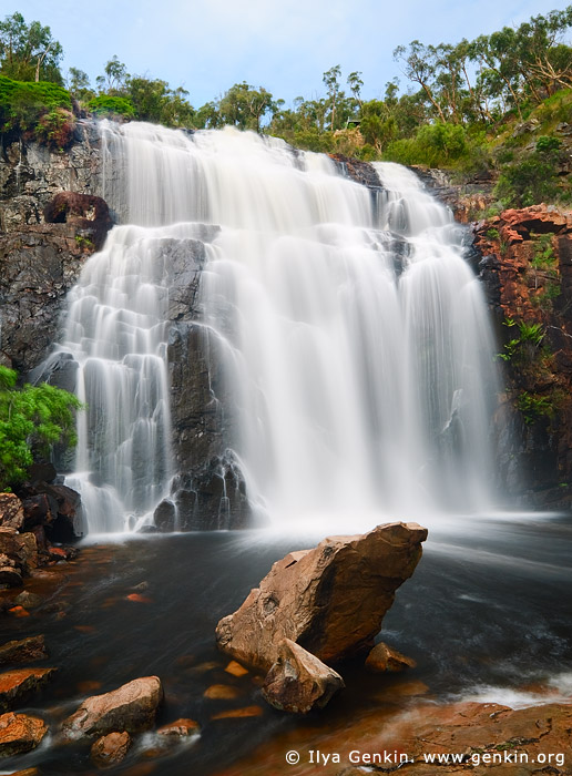 landscapes stock photography | MacKenzie Falls, Grampians National Park (Gariwerd), Victoria (VIC), Australia, Image ID VIC-MACKENZIE-FALLS-0001