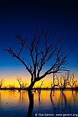 landscapes stock photography | Sunset at The Lake Pamamaroo, Kinchega National Park, NSW, Australia, Image ID AU-LAKE-PAMAMAROO-0002.