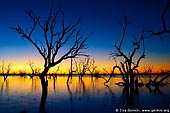 landscapes stock photography | Sunset at The Lake Pamamaroo, Kinchega National Park, NSW, Australia, Image ID AU-LAKE-PAMAMAROO-0003.
