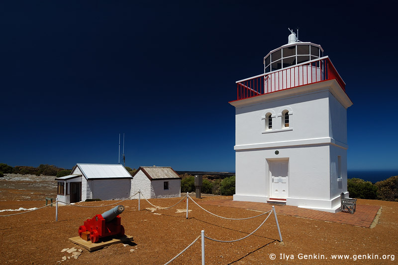 lighthouses stock photography | Cape Borda Lighthouse, Kangaroo Island, South Australia (SA), Australia, Image ID AU-CAPE-BORDA-LIGHTHOUSE-0001