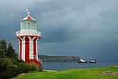 stock photography | Hornby Lighthouse, Lighthouse at South Head, Watson Bay, Sydney, NSW, Image ID AULH0003.