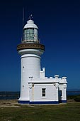 stock photography | The Point Perpendicular Lighthouse , Point Perpendicular, Jervis Bay, NSW, Image ID AULH0007.