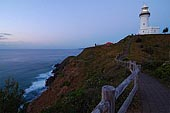 stock photography | The Cape Byron Lighthouse, The Most Easterly Point, of the Australian Mainland, Cape Byron, Bypon Bay, NSW, Image ID AULH0008.
