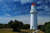 stock photography | The Cape Schanck Lighthouse, Mornington Peninsula National Park, VIC, Image ID AULH0012.