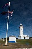 stock photography | The Norah Head Lighthouse, Central Coast, Norah Head, NSW, Image ID AULH0021.