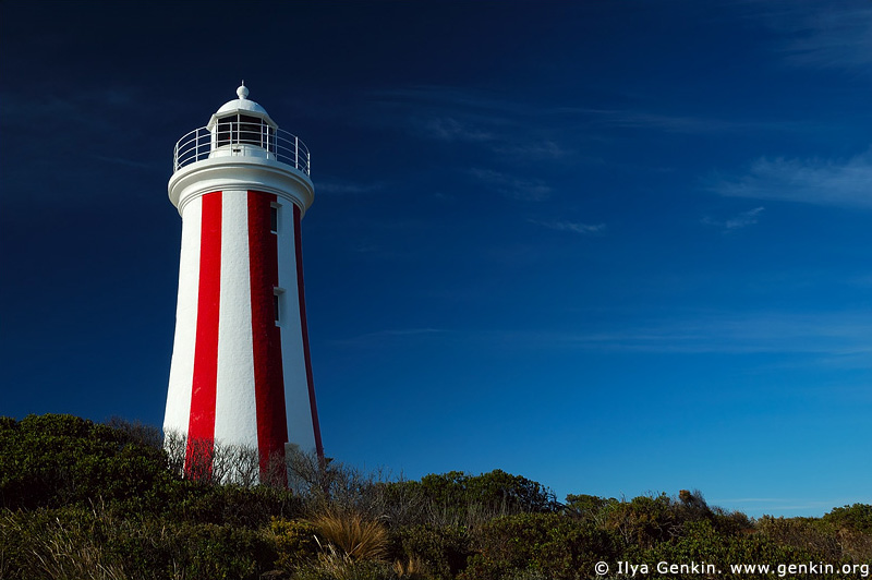 lighthouses stock photography | The Mersey Bluff Lighthouse, Devonport, Tasmania, Australia, Image ID AULH0025