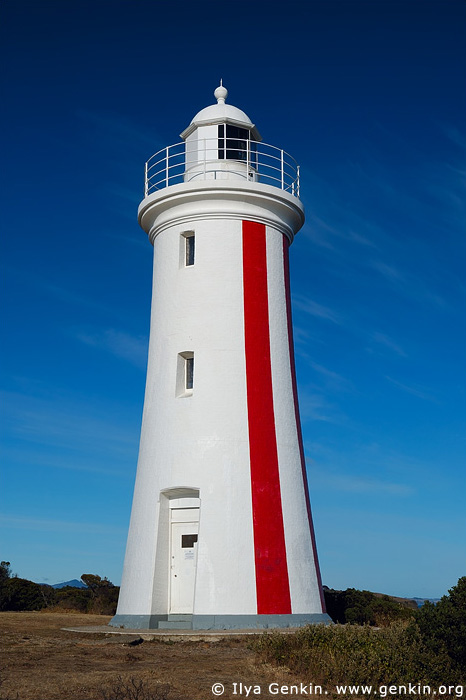 lighthouses stock photography | The Mersey Bluff Lighthouse, Devonport, Tasmania, Australia, Image ID AULH0026