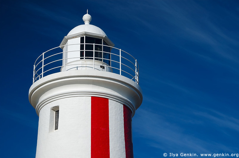 lighthouses stock photography | The Mersey Bluff Lighthouse, Devonport, Tasmania, Australia, Image ID AULH0027