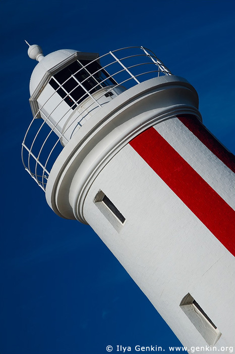 lighthouses stock photography | The Mersey Bluff Lighthouse, Devonport, Tasmania, Australia, Image ID AULH0028
