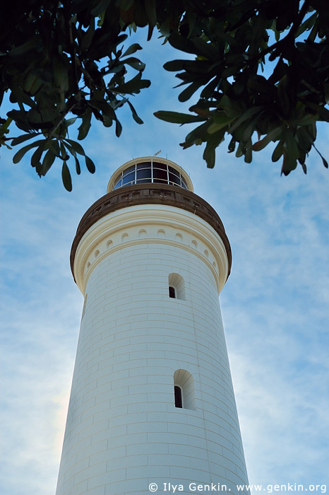 lighthouses stock photography | The Norah Head Lighthouse, Central Coast, Norah Head, NSW, Image ID AULH0041