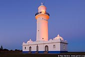 stock photography | The Macquarie Lighthouse, Sydney, NSW, Australia, Australia's First Lighthouse., Image ID AULH0045.