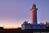 stock photography | The Macquarie Lighthouse, Sydney, NSW, Australia, Australia's First Lighthouse., Image ID AULH0046.