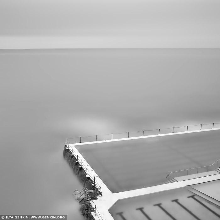 portfolio stock photography | Bondi Beach Icebergs, Sydney, NSW, Australia, Image ID SYDNEY-IN-SQUARE-0012
