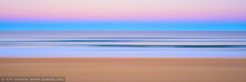 portfolio stock photography | Flow and Motion #3, Narrabeen, Twilight, Sydney, NSW, Australia, Image ID FLOW-AND-MOTION-0003