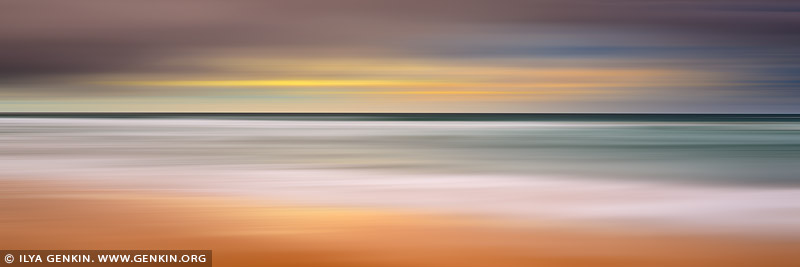 portfolio stock photography   Flow and Motion #8, Long Reef Beach - Stormy Sunrise, Sydney, NSW, Australia, Image ID FLOW-AND-MOTION-0008