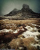portfolio stock photography | The Cathedral Rock, Study #1, Mount Buffalo, Victoria, Australia, Image ID INSTA-STYLE-0001.