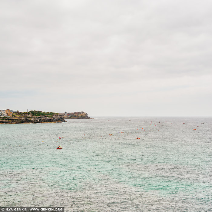 portfolio stock photography | Pacific Ocean near Bronte Beach, Sydney, NSW, Australia, Image ID AU-PACIFIC-OCEAN-0008