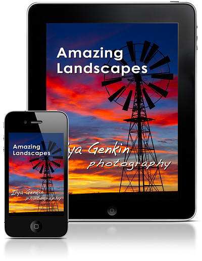 Amazing Landscapes Photography iPhone and iPad application